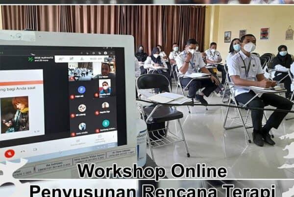 Workshop Online Penyusunan Rencana Terapi