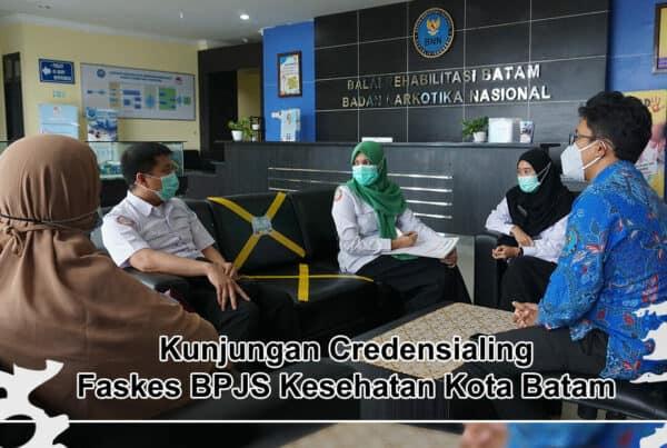 Kunjungan Credensialing Faskes dari BPJS Kesehatan Kota Batam