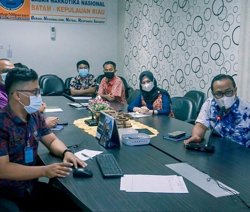 Taklimat Akhir Pelaksanaan Audit Tahap II Satker BNNP dan BNN Kota/Kab serta Loka Rehabilitasi